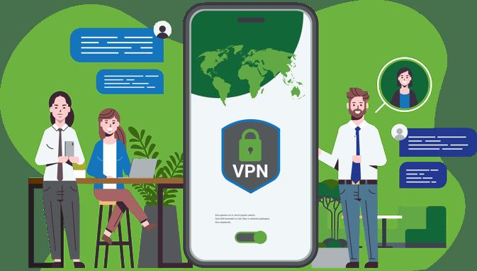 Mika on VPN